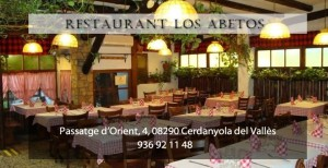 Restaurant Los Abetos
