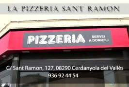 La Pizzeria Sant Ramon