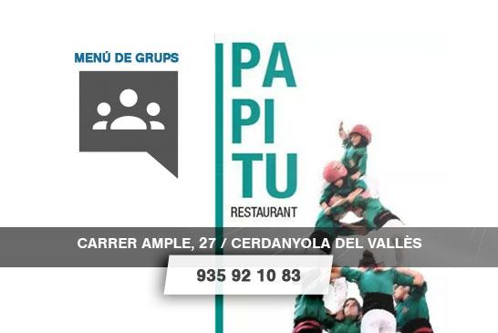 Papitu_Restaurant_grups